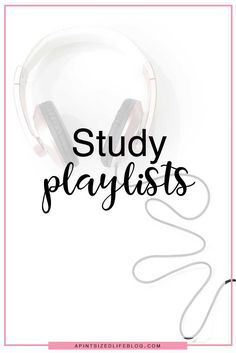Thankfully I don't have finals (HELL TO THE FREAKIN' YEAH!), so my semester is done. Despite the fact that I don't have to take any comprehensive tests, I did have to take a couple normal ones. These study playlists are the ones I listened to.
