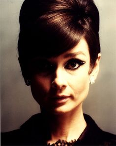 Audrey Hepburn ~ Photographed by Douglas Kirkland.