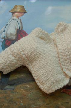 New born baby sweater-crochet by miripratt on Etsy
