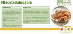 Una receta con muchas proteínas y fibra.