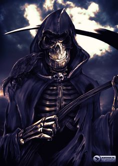 Grim Reaper by ~unlimitedvisual on deviantART