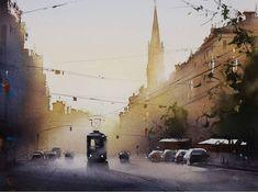 15.5 тис. вподобань, 127 коментарів – Watercolor Art (@watercolor.art.sketches) в Instagram: «Watercolor by Marcos Beccari  . . #art #artistic #artist #artwork #aquarelle #gallery #draw…» #watercolorarts