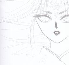 Hinoto X-1999 #drawing #art #fanart #manga #anime