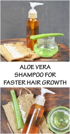 If you wish to make your hair grow beautiful, try using aloe vera gel that has healing properties. Aloe vera helps to grow your hair faster because of its capacity to increase circulation of blood. Be Natural, Natural Hair Care, Natural Hair Styles, Natural Skin, Hair Growth Shampoo, Hair Shampoo, Aloe Vera Shampoo, How To Grow Your Hair Faster, Fast Hairstyles