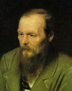 """Beauty is mysterious as well as terrible. God and devil are fighting there, and the battlefield is the heart of man."" - Fyodor Dostoevsky"