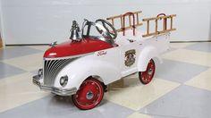 1937 Ford Firetruck Pedal Car
