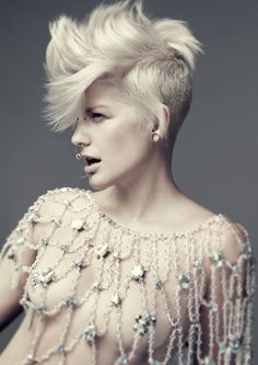 Urban Tribe by Sassoon  www.salonmagazine.ca