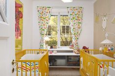 the boo and the boy: Nurseries for multiples