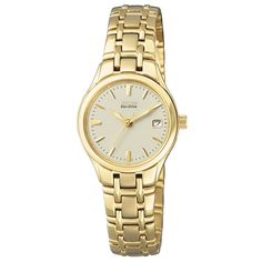 Women's Luxury Watches For Travel And Fashion – Voyage Afield Big Watches, Luxury Watches, Watches For Men, Citizen Eco Drive Ladies, Citizen Ladies Watches, Watch Model, Stainless Steel Bracelet, Gold Watch, Bracelet Watch