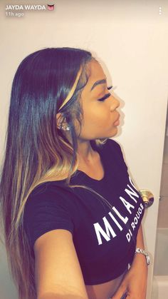 Lace frontal Wigs For Women Hair Bundles Straightening Curly Wigs Balayage Chocolate Straight Wigs Damaged Hair Best Hair Color Black Girls Hairstyles, Wig Hairstyles, Straight Hairstyles, Straight Weave Hairstyles, Frontal Hairstyles, Gorgeous Hairstyles, Fancy Hairstyles, Updo Hairstyle, Hairdos