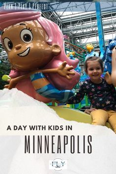 Find the best fun and excitement around Minneapolis with the whole family. With this perfect itinerary you'll be sure to make memories everyone will love.