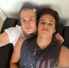 Bradley Simpson & Tristan Evans❤❤❤❤