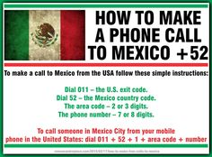 How to call Mexico for free  DIY  Tips Tricks Ideas Repair