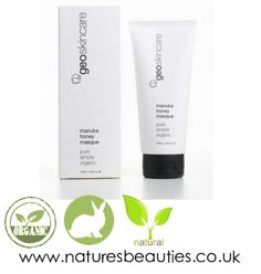 Geoskincare Organic Skin Care Mineral Mud Masque This is a great soothing and delicate skin care face masque which helps to protect and strengthen http://www.naturesbeauties.co.uk/geoskincare-organic-skin-care-mineral-mud-masque-597-p.asp