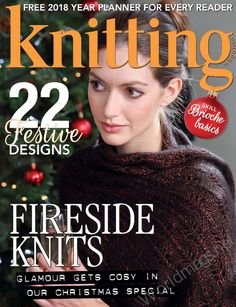 "Photo from album ""Неразобранное в Knitting December on Yandex. Vogue Knitting, Knitting Books, Vintage Knitting, Knitting Projects, Simply Knitting, Free Knitting, Baby Knitting, Knitting Patterns, Crochet Book Cover"