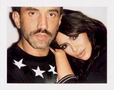 Kim Kardashian Stars With BFF Riccardo Tisci on New Cover | WhoWhatWear