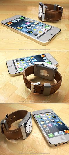 What Apples iWatch Might Look Like