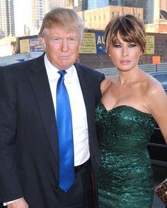 Melania cree que el secreto de su relación con Donald es que viven un