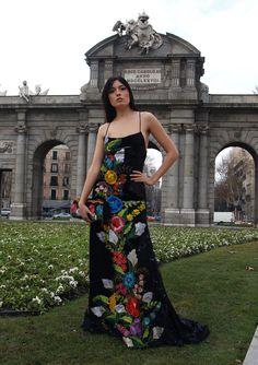 9ef3d0fcc 12 mejores imágenes de Vestidos Con Bordados Mexicamos