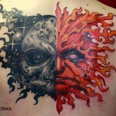 """Résultat de recherche d'images pour """"tatouage corey slipknot"""""""