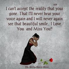 I love you and I miss you, Daddy! Rip Daddy, Miss You Daddy, Miss You Mom, Miss My Sister, Loss Of A Sister, Loss Of A Friend, Missing My Husband, Missing You So Much, Love You