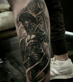 Warrior Tattoo Sleeve, Armor Tattoo, Warrior Tattoos, Viking Tattoos, Sleeve Tattoos, Angel Warrior Tattoo, Norse Tattoo, God Tattoos, Forarm Tattoos