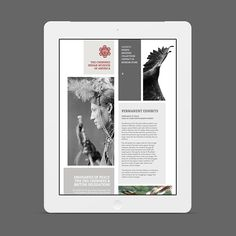 Cherokee Museum of America on Behance
