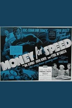 Money for Speed (1933)
