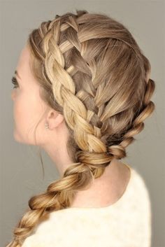 braided wedding hair 18