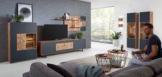 Solid Wood Furniture, Furniture Design, Furniture Making, Lounge, Shelves, Interior Design, How To Make, Germany, Room Ideas
