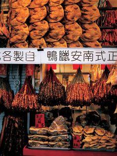 <p>Photo: Meat market</p>