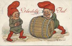Lises postkort - min samling af antikke postkort