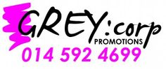 Grey Corporate Promotions