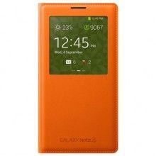 Original Samsung S-View Cover Galaxy Note 3 - Wild Orange  49,99 €
