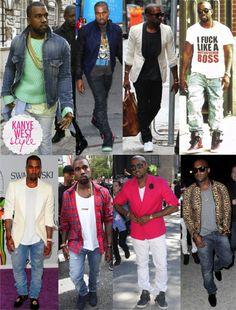Estilo: KimYe | Kanye West style