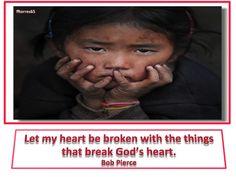 BREAK GOD'S HEART