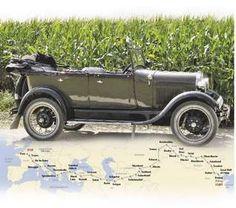 1929 Ford Phaeton 35A