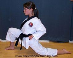Taekwondo Stretching Exercises :: Taekwondo