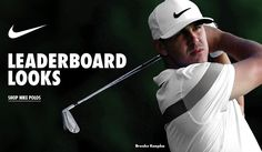 We now offer a variety of Nike polos! Create custom name brand apparel online with fast free shipping.    #customembroidery #nike #customapparel Brooks Koepka, Custom Embroidery, Custom Clothes, Free Shipping, Nike, Create, Shopping