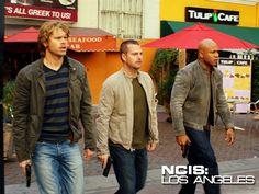 NCIS Los Angeles newest addiction
