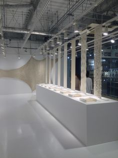 Wool Exhibition @ MUJI Tokyo How many kind of sheep do you know?