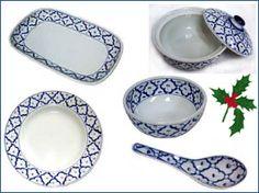 ImportFood.com handpainted Thai ceramic tableware  sc 1 st  Pinterest & ImportFood.com handpainted Thai ceramic tableware | Thai Ceramics ...