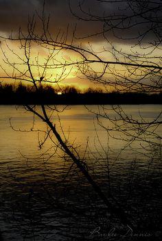 Sunset in Vancouver, Washington :)