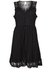 ARDUN DRESS/STU, BLACK