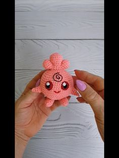 Crochet Pattern toy Amigurumi Pokemon IgglyBuff, Amigurumi tutorial PDF file The Effective Pictures We Offer You About knit crochet A quality picture can tell you. Crochet Toys Patterns, Crochet Patterns For Beginners, Doll Patterns, Amigurumi Tutorial, Doll Tutorial, Tutorial Crochet, Crochet Hooks, Free Crochet, Crochet Pokemon