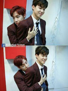 BTS Jimin & J-Hope #BTSCHIMCHIMDAY