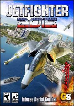 JetFighter 2015 PC Game Free Download Full Version, Direct Play Game