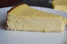 New york cheesecake lavkarbo Lchf, Cheesecake, Cornbread, New York, Vanilla Cake, Food And Drink, Ethnic Recipes, Desserts, Sweet