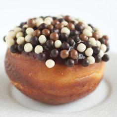 Boston Cream Pie Donut @ Bouchon Bakery