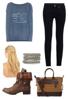 """""""Untitled #46"""" by tvj19 ❤ liked on Polyvore featuring Polo Ralph Lauren, dVb Victoria Beckham, Napapijri, Pluie and Charlotte Russe"""